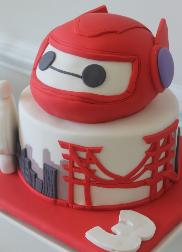 Cake Design Big Hero : Big Hero 6 Styled Kids Birthday Party with Sweetly Chic ...